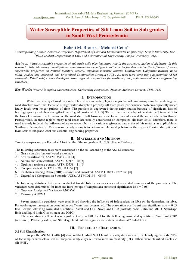 International Journal of Modern Engineering Research (IJMER)                www.ijmer.com            Vol.3, Issue.2, March...
