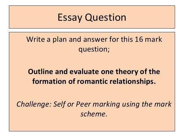 Teenage dating essays