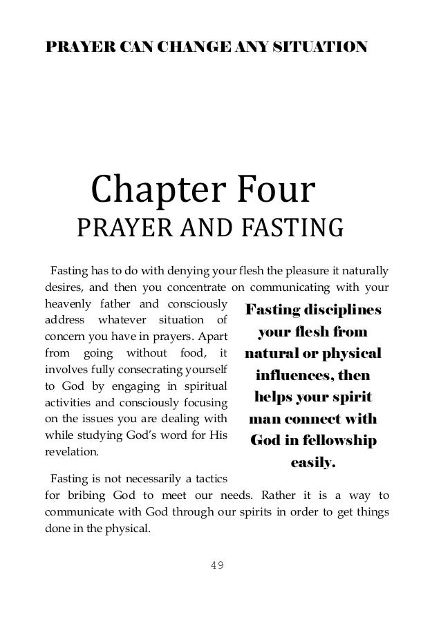 Prayer As A Natural Remedy