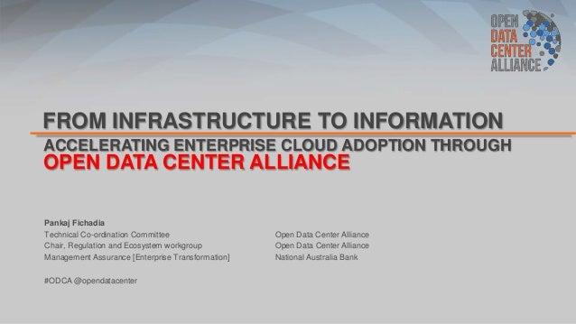 Accelerating enterprise cloud adoption through open data ...