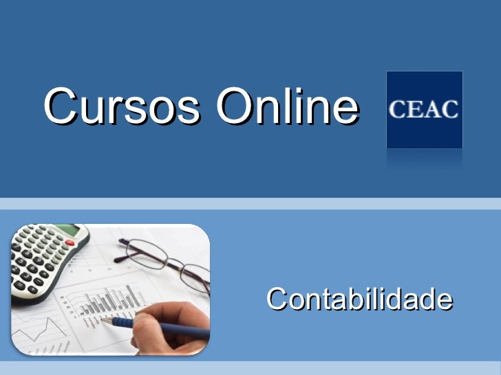 Cursos Online Contabilidade