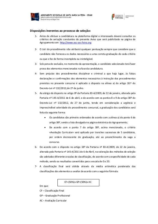 Contratação escola aviso nº 7  grupo 510 Slide 2