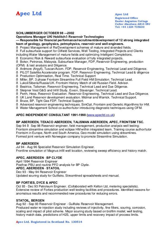 Jeb Tyrie Full CV 2016