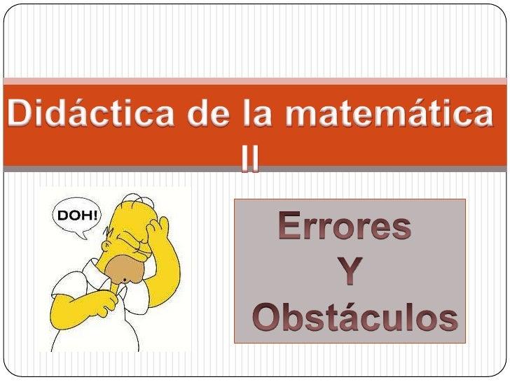 En el marco de una pedagogía tradicional,  el error debe ser evitado, y de no ser      posible, debe ser sancionado.      ...