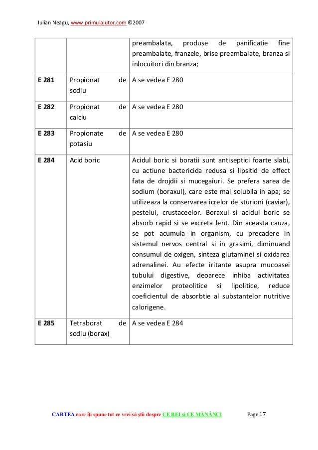propionates 282