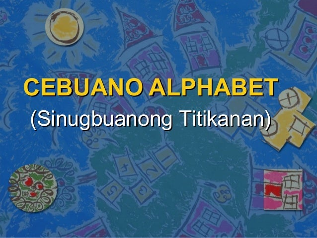 Cebuano Vocabulary - Quick Online Learning
