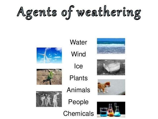Weathering of Rocks