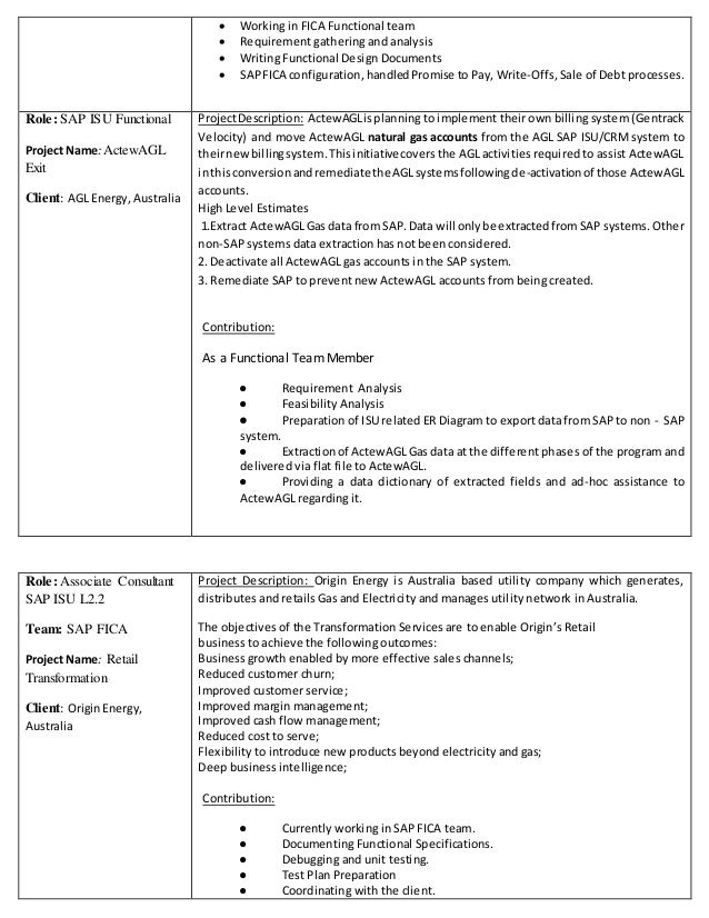Awesome Agl Energy Resume Images - Best Resume Examples by Industry ...