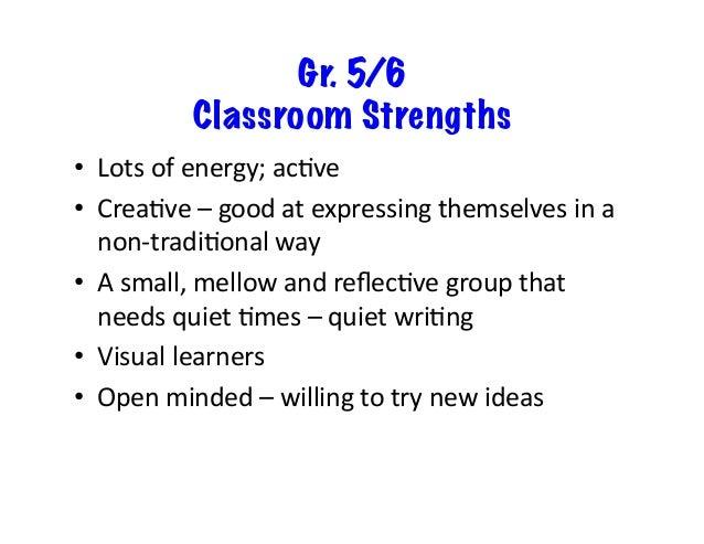 Classroom Stretches • Self-regulaLon–noiselevel,learningtouse headphones • PerspecLvetaking,readingsocialcue...