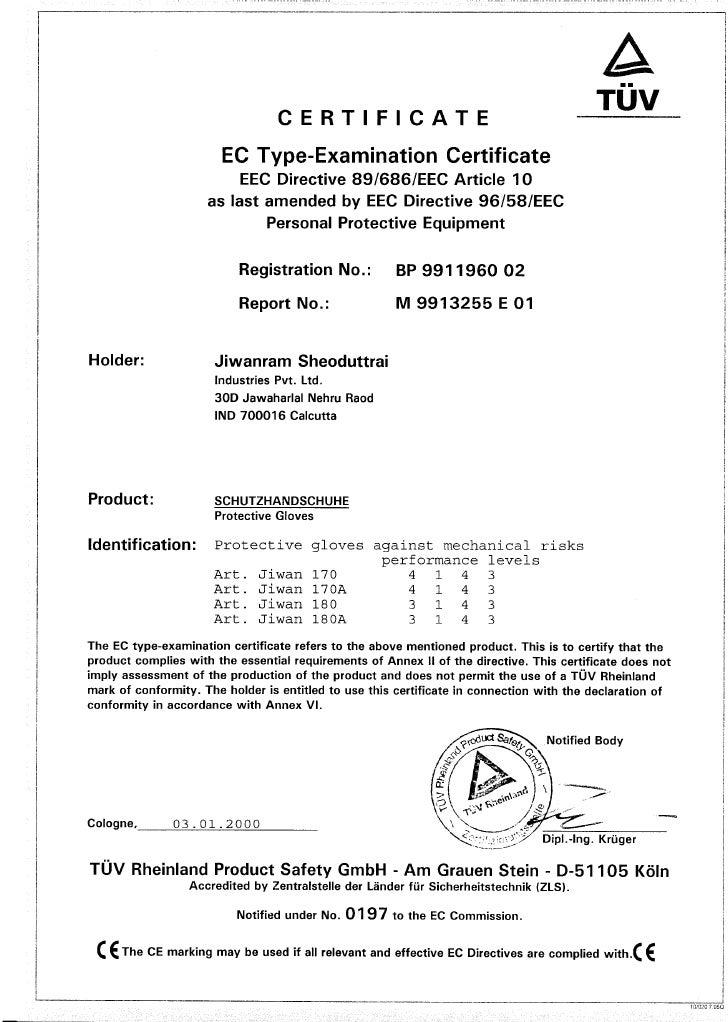 Ce Certificate Slide 2