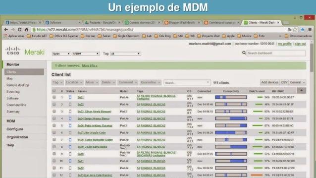 Un ejemplo de MDM Claves para la innovación educativa eficaz en los centros 3
