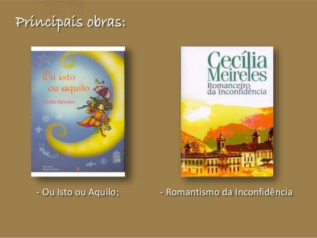Biografia Cecilia Meireles