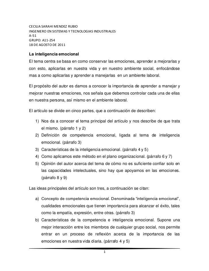 CECILIA SARAHI MENDEZ RUBIO<br />INGENIERO EN SISTEMAS Y TECNOLOGIAS INDUSTRIALES<br />A-51<br />GRUPO: A11-254<br />18 DE...