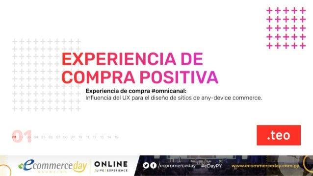 Cecilia Talavera - eCommerce Day Asunción Online [Live] Experience