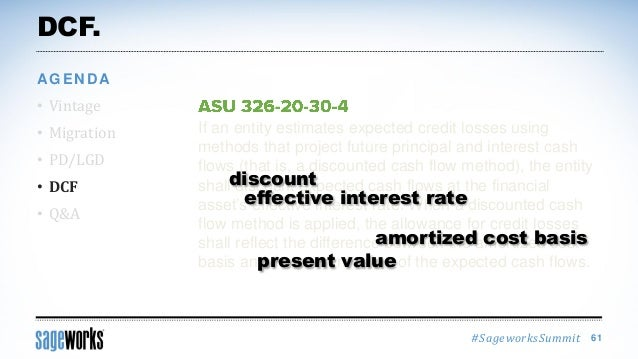 discount rate basis and methodology for The choice of discount rate in benefit cost analysis would appear to be a  relatively  for example, to be determined on the basis of the private opportunity  cost of.