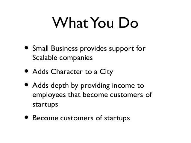Chicago Entrepreneurial Center small business presentation Slide 3