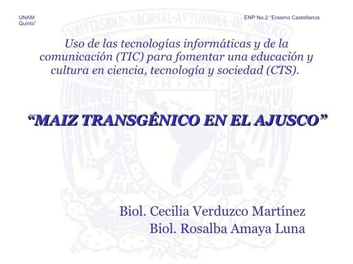 Uso de las tecnologías informáticas y de la comunicación (TIC) para fomentar una educación y cultura en ciencia, tecnologí...