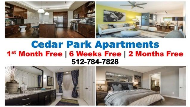 Cedar Park Apartments 1st Month Free | 6 Weeks Free | 2 Months Free 512-784-7828