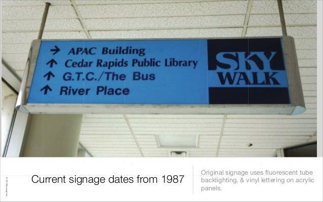 Cedar rapids skywalk 7ss
