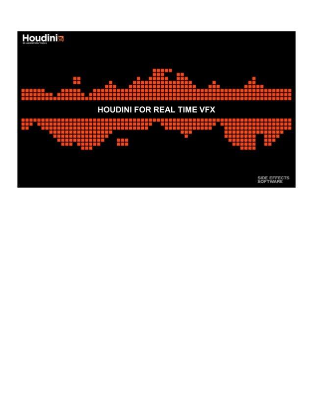 Houdini はノードベースのプロシージャル3Dソフトウェアであり、基本的な ワークフローはノードを接続することによりシーンを構成する。 しかし、シェルフにはこういった接続を自動的に行うためのツール群が装備 されていて、すべてを一から接続する...