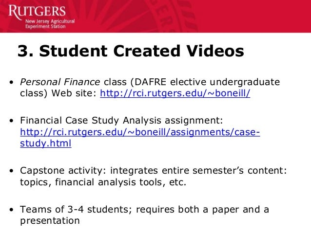 Cee teaching personal finance concepts with animated for Rutgers powerpoint template