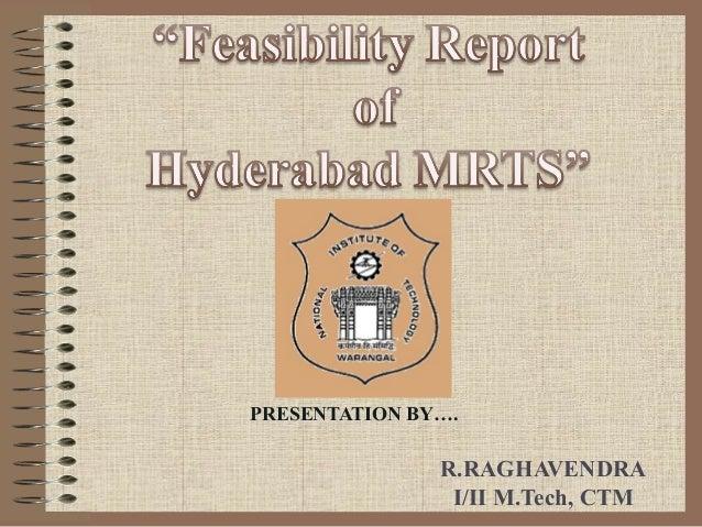PRESENTATION BY….               R.RAGHAVENDRA                I/II M.Tech, CTM