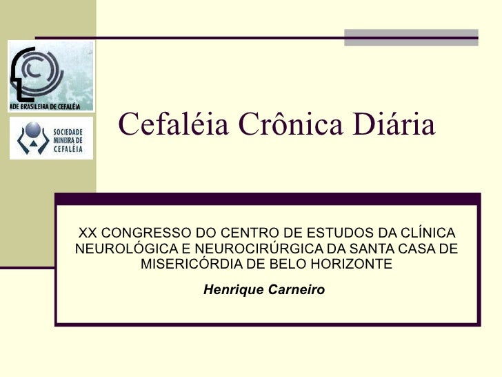Cefaléia crônica diária diamantina