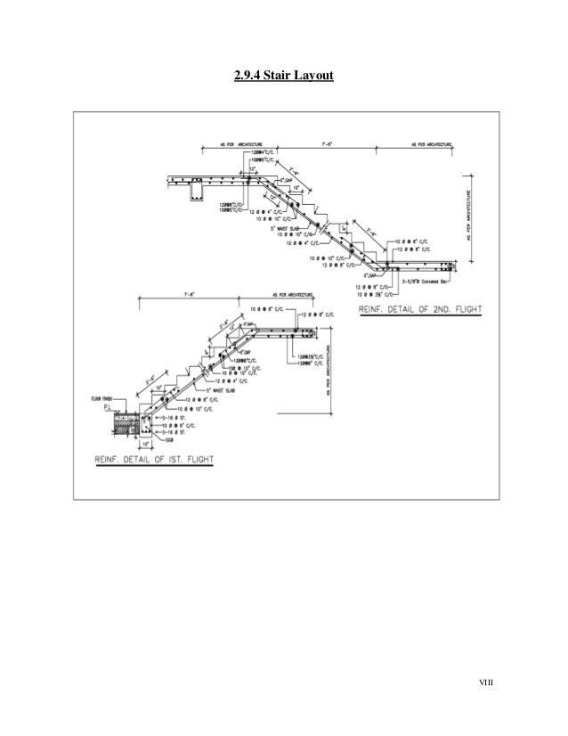 VIII 2.9.4 Stair Layout