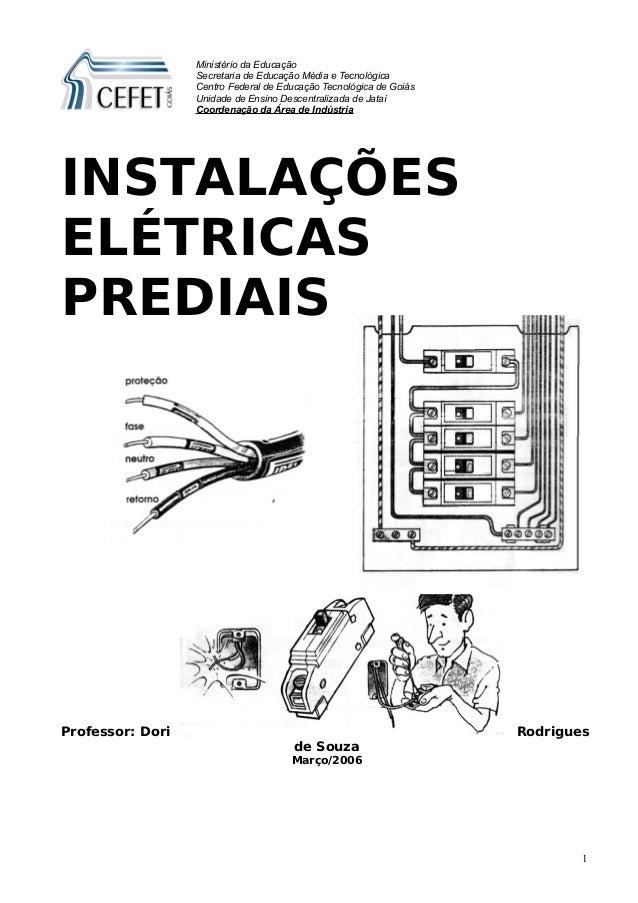 Ministério da Educação Secretaria de Educação Média e Tecnológica Centro Federal de Educação Tecnológica de Goiás Unidade ...