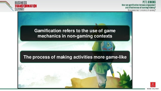 Cegoc - Gamification increase engagement and effectiveness of learning Slide 3