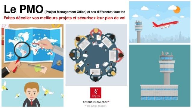 Le PMO(Project Management Office) et ses différentes facettes Faites décoller vos meilleurs projets et sécurisez leur plan...
