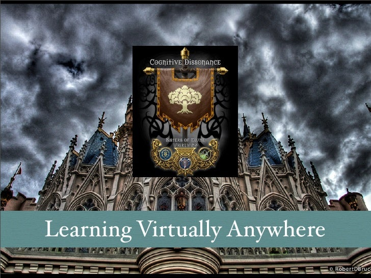 Learning Virtually Anywhere