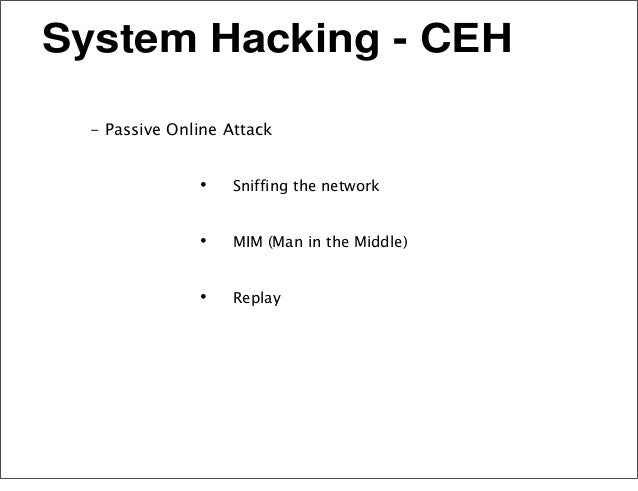 certified ethical hacking book pdf