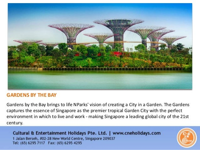 Top Tourist Attractions In Singapore