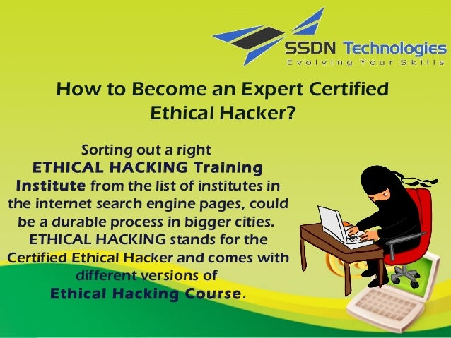 Ethical Hacking Course in Sector 14 Gurgaon | Ethical ...