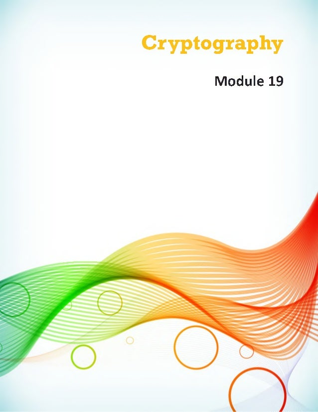 Cryptography Module 19