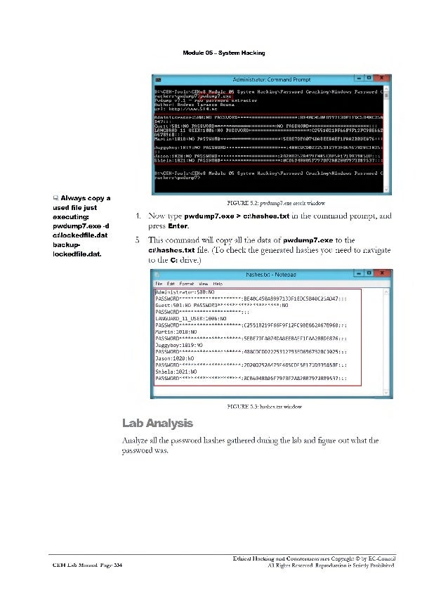 ethical hacking and countermeasures v8 pdf