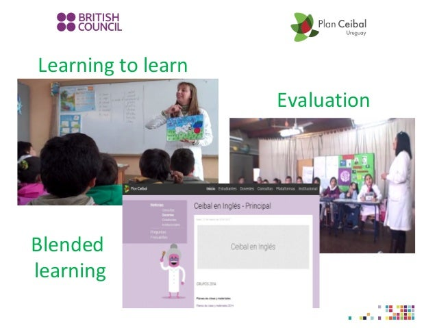 Evaluation Learning to learn Blended learning