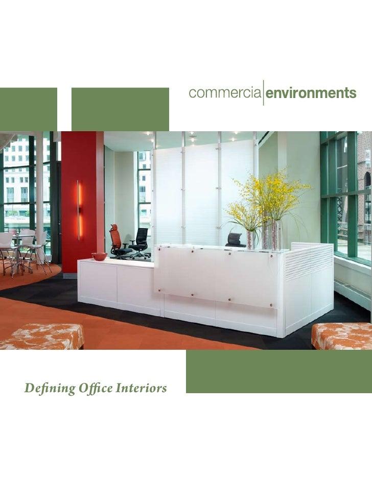 Defining Office Interiors