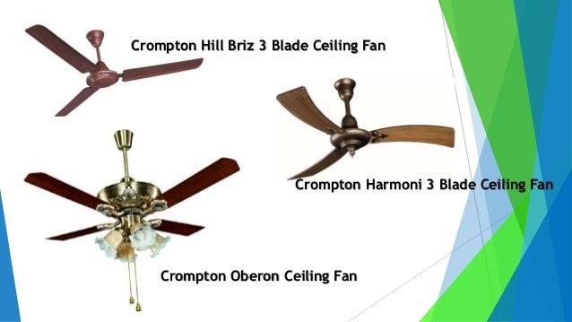 Ceiling fan crompton greaves by sahru d ayan crompton oberon ceiling fan 15 aloadofball Choice Image