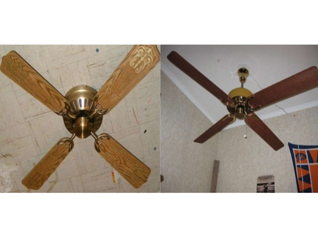 Ceiling Fan Conversations And Arguments My Version