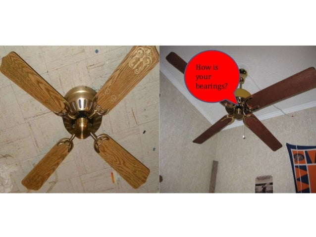 Ceiling fan conversations and arguments my version aloadofball Choice Image