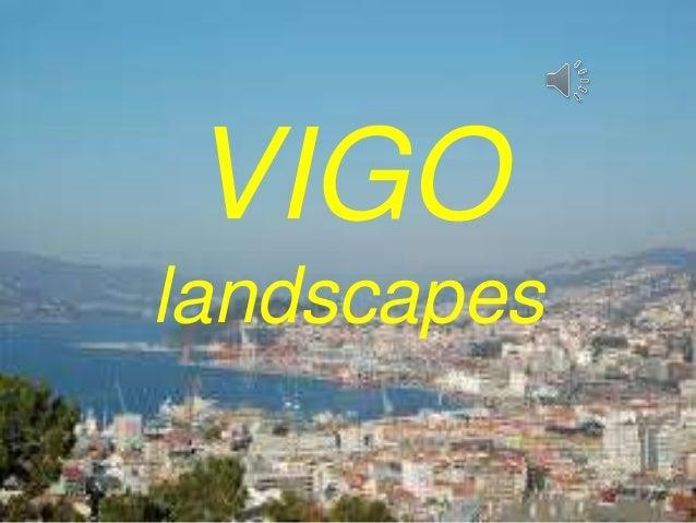 VIGO landscapes