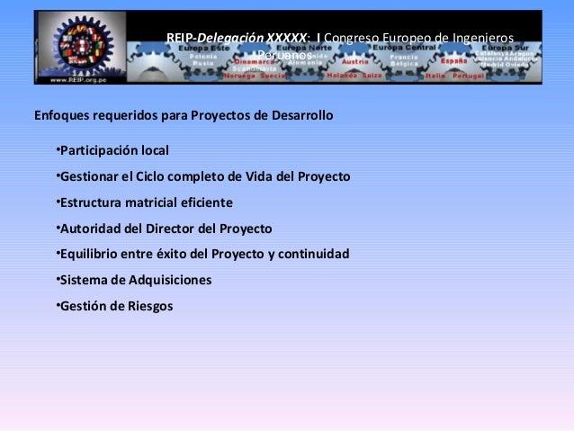 Metodología Pmi Para La Gestión De Proyectos De Desarrollo