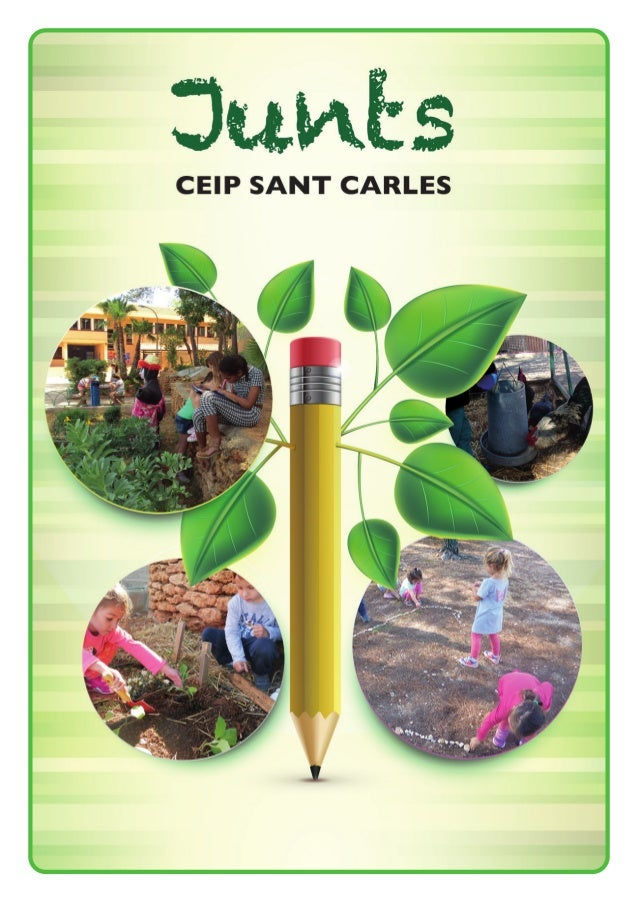 Document Junts del Ceip Sant Carles