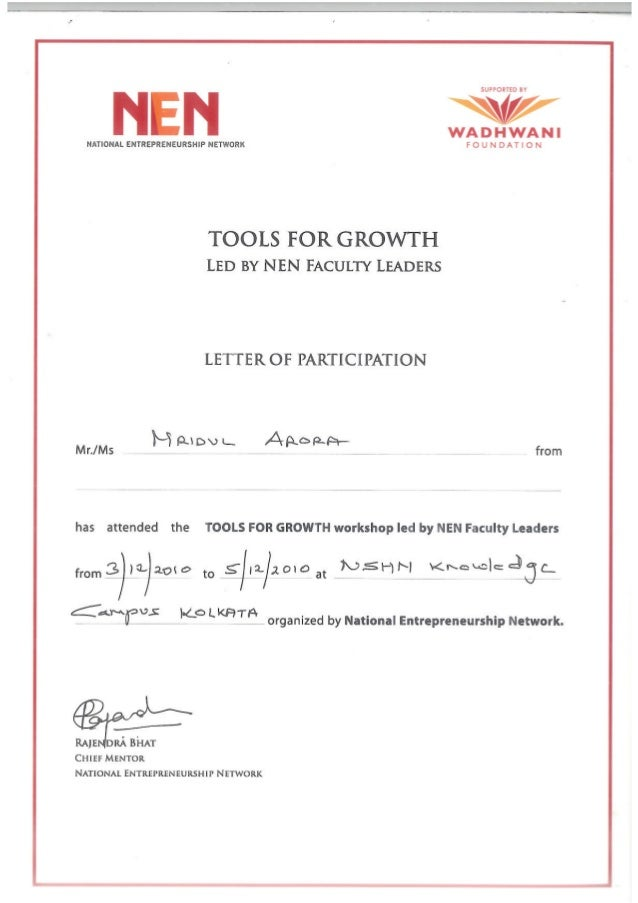 Cei   tools for growth