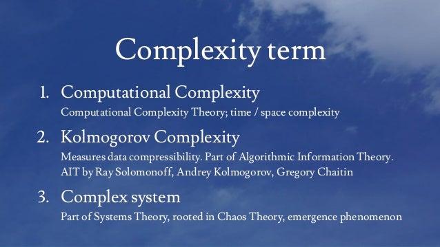 Computing Chaitin's omega. Complexity Explorers Krakow.  Slide 3