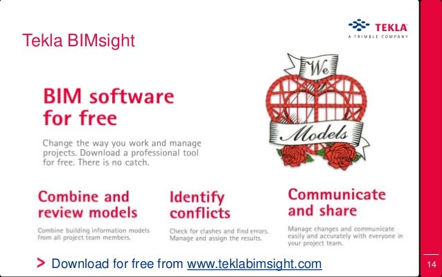 BIM and the Future Workforce' - Tekla UK, Building with Models, a pr…