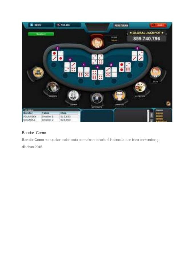 Dewa Poker Online Indonesia Peatix