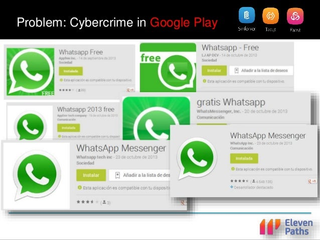 Cazando Cibercriminales con: OSINT + Cloud Computing + Big Data Slide 3